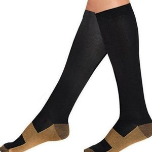 Copper Fit Black Compression Socks Women's size M
